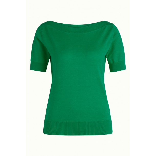 Bluse King Louie Audrey green