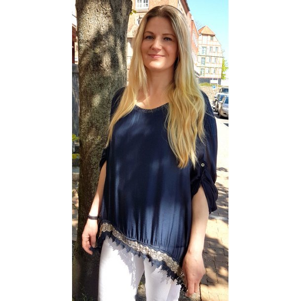 Bluse Obsession Bohemes wonder navy