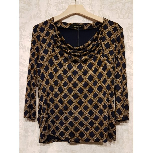 Bluse Mongul Vicky curry check
