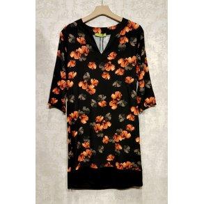 909494015adb Kjole Mongul Bobo orange flower