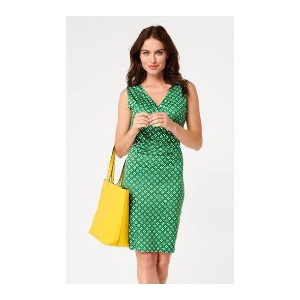 Kjole Smashed Lemon kjole Four-leaf clover