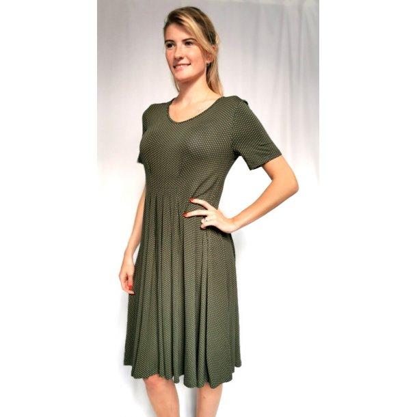 Kjole Mongul Joana Spots Green