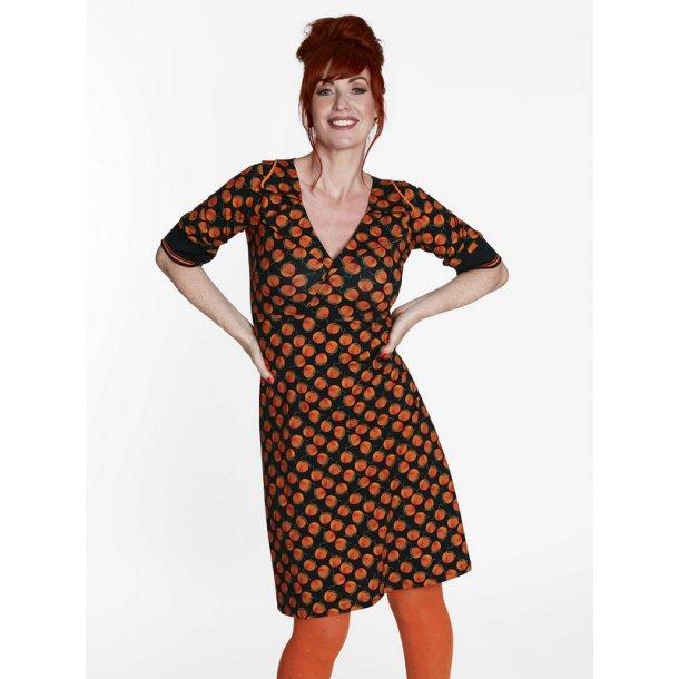 Kjole Margot Maxine Orange *
