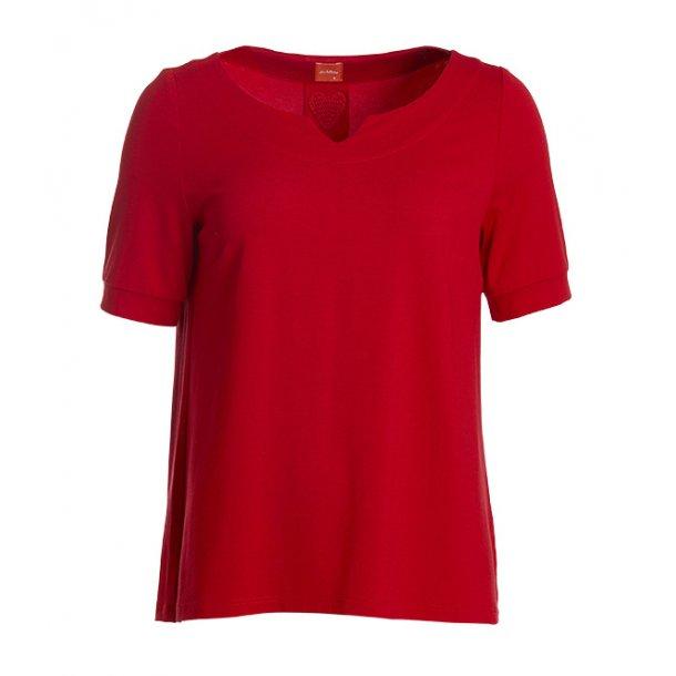 Bluse du Milde Marys Red