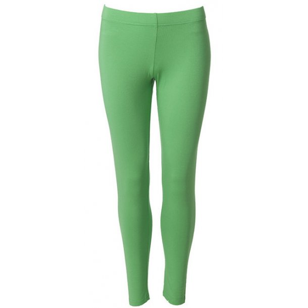 Leggings du Milde long Green