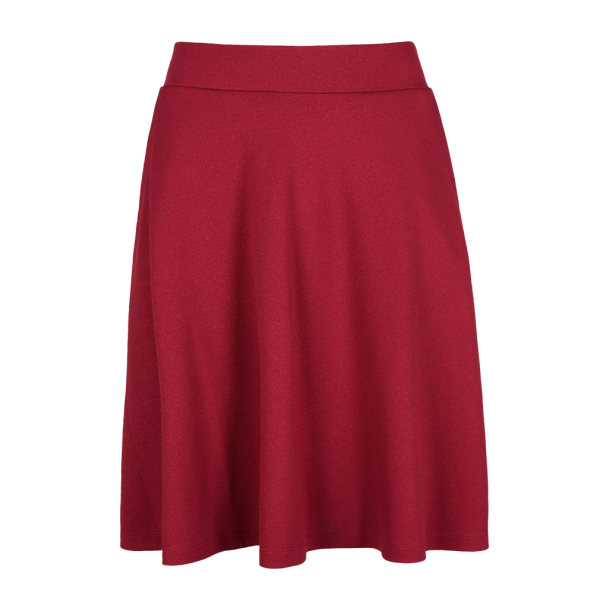 Nederdel King Louie Sofia Milano crepe red