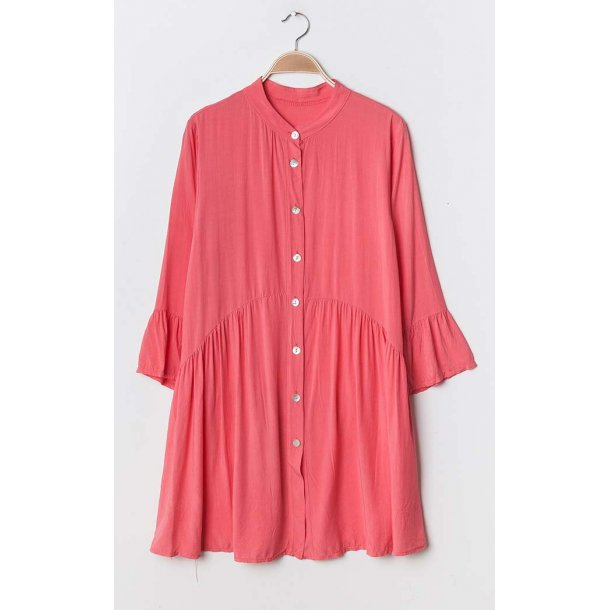 Kjole Mar & co Light Dress Coral