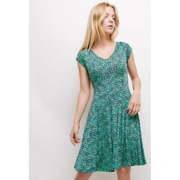 Kjole Revd'elle Leopard green