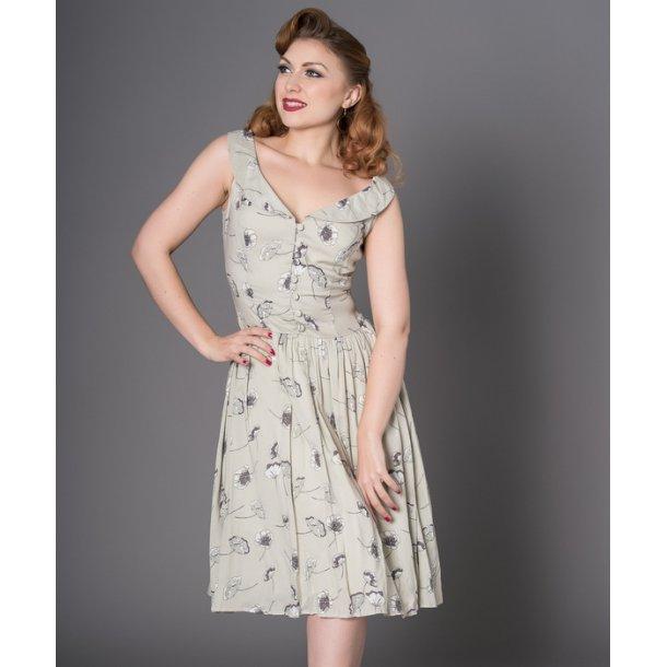 Sheen kjole Mia mint